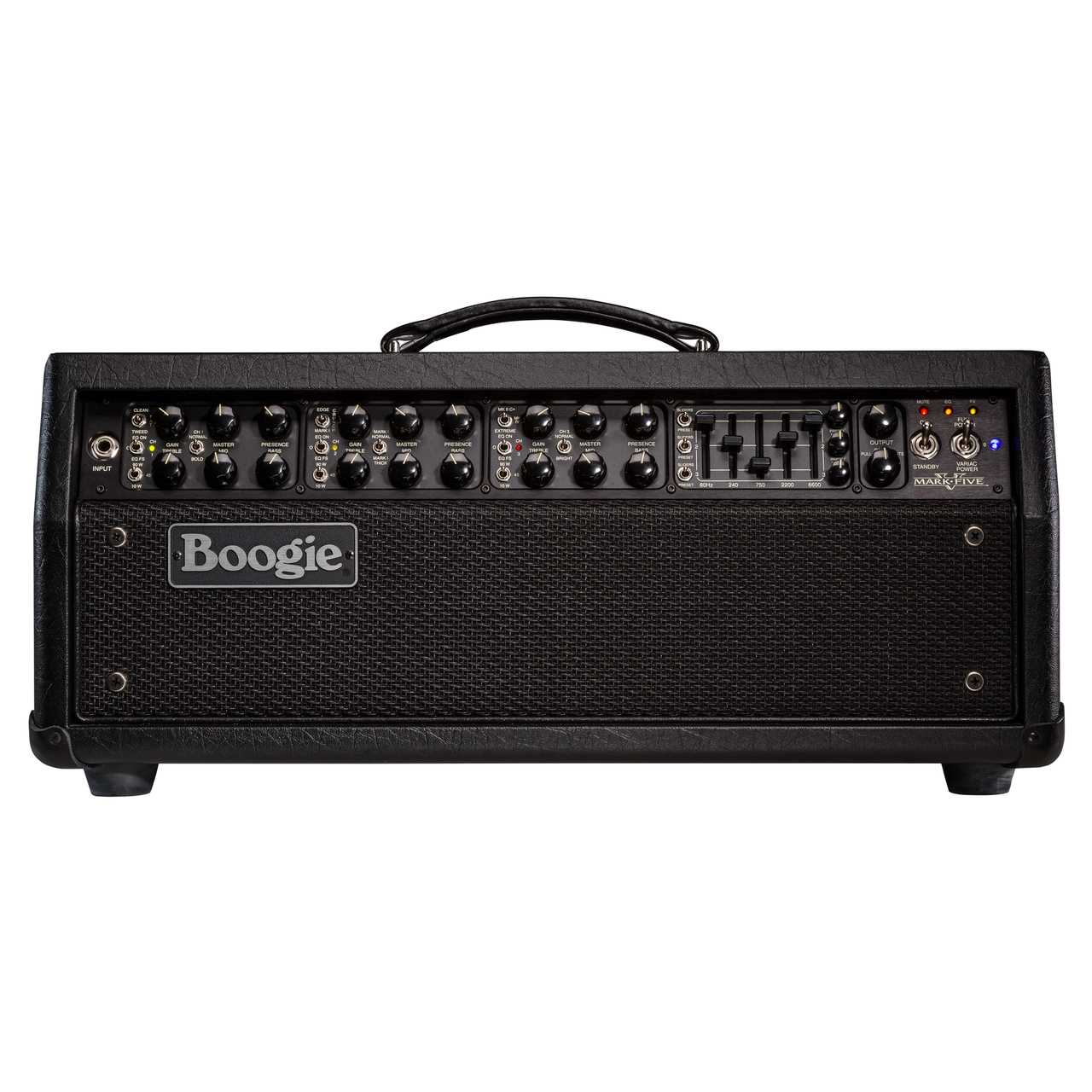 Mesa Boogie 12ax7 Mesa Boogie Mark V 90w 3 Channel Tube Amp Head