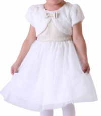 Jona Michelle Little Girls Formal Holiday Party Dress   eBay