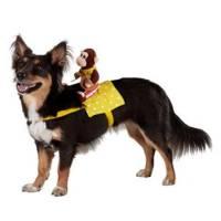 Dog Rider Costume - Cymbal Monkey Large/X-Large L XL NWT ...
