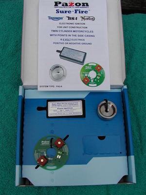 pazon wiring diagram lucas rita electronic ignition kits mail order