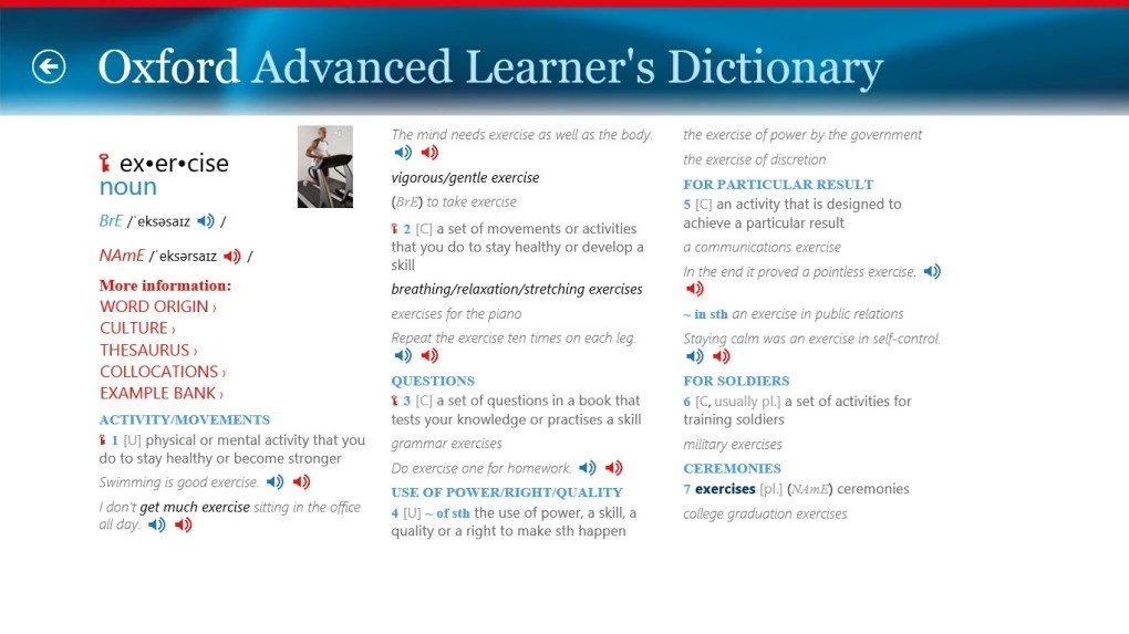 Oxford Advanced Learner\u0027s Dictionary, 8th edition - Download