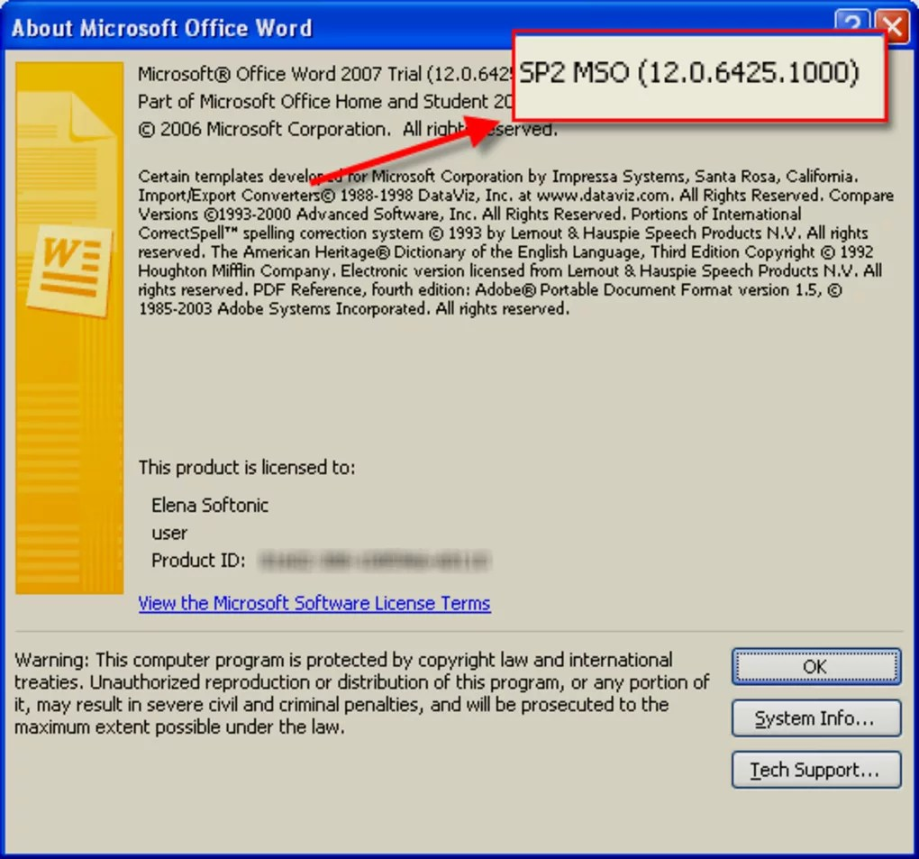 Clé Activation Office 2013 Microsoft Office 2007 Service Pack 2 Télécharger
