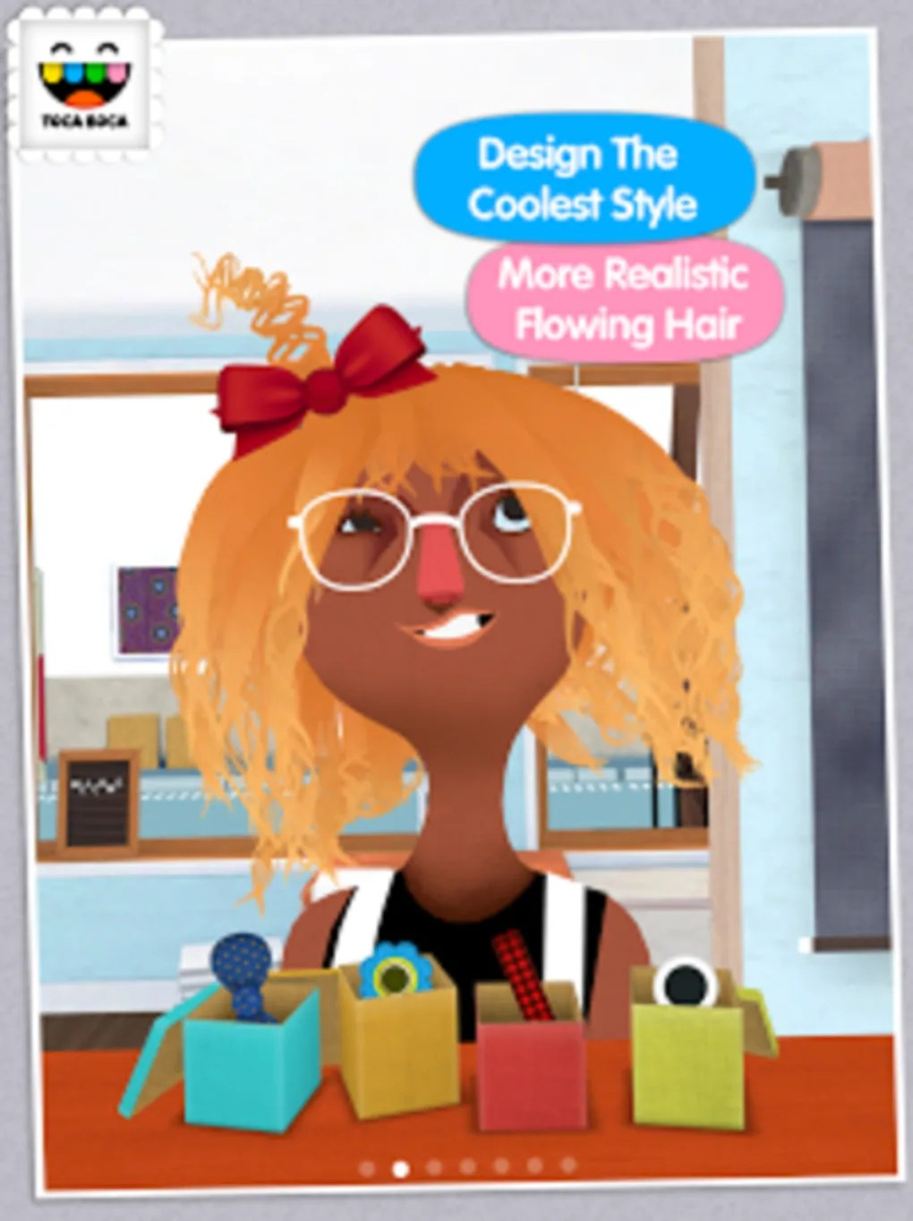 Toca Hair Salon Toca Hair Salon 2 For Android Download