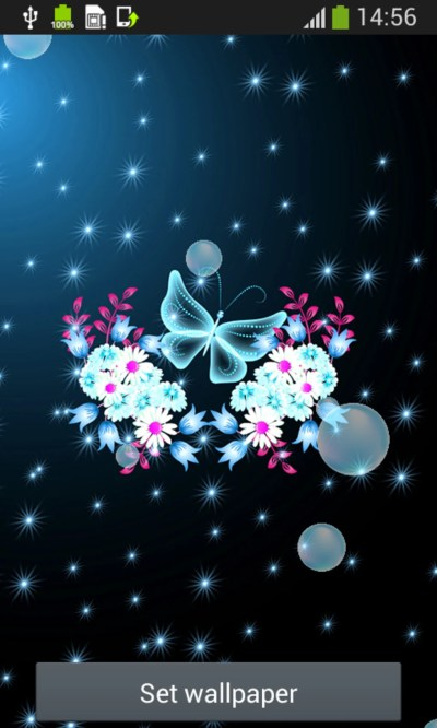 Butterfly Live Wallpapers for Android - Download