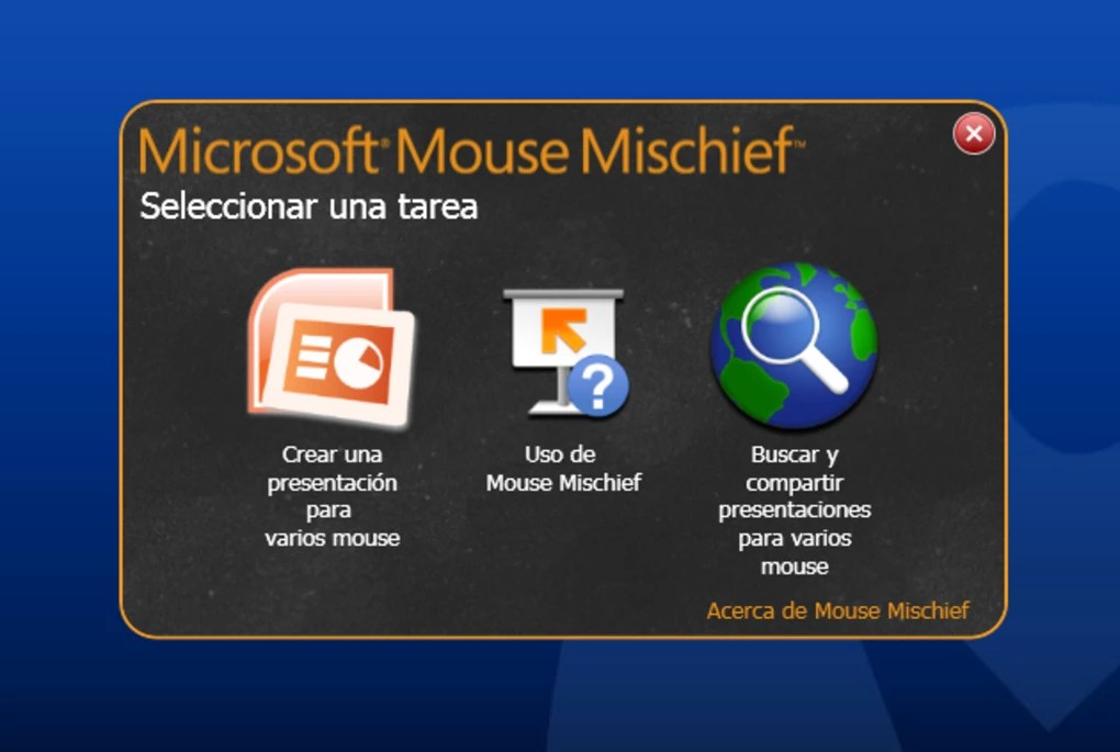 Microsoft Mouse Mischief - Download