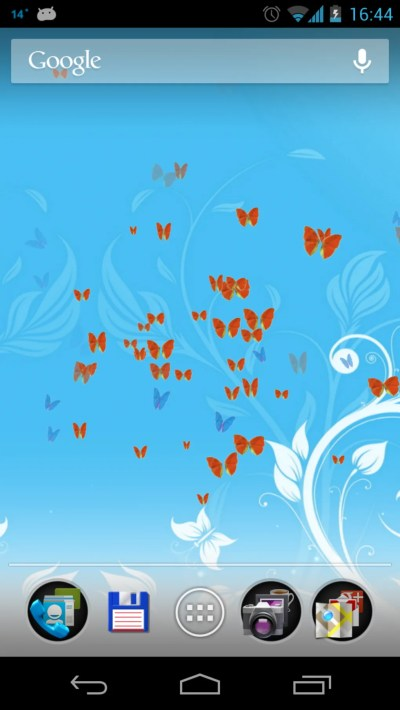 Butterflies 3D Live Wallpaper for Android - Download