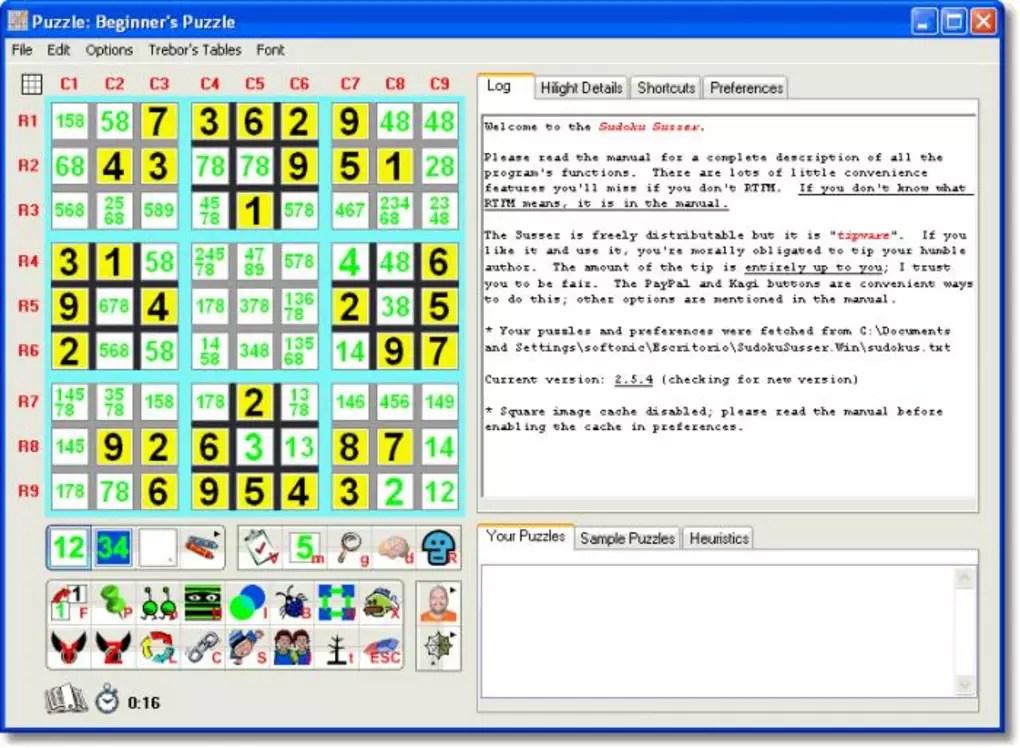 Sudoku Susser - Download
