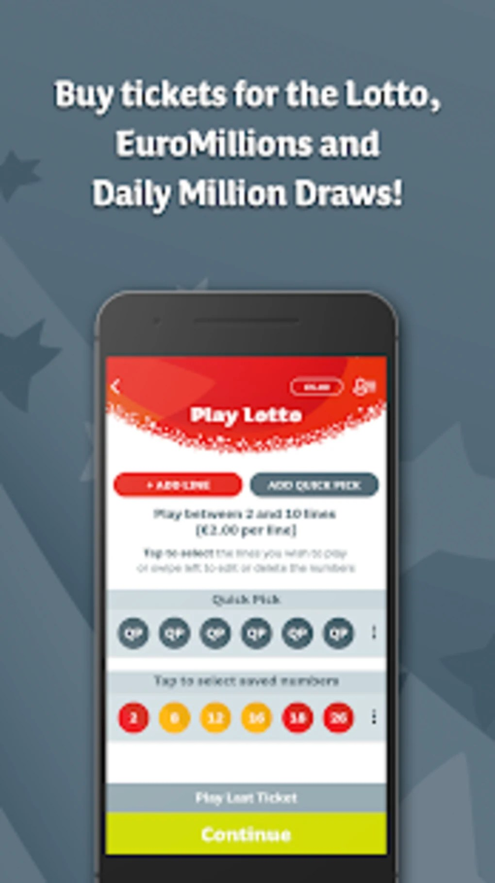 Lotto Euromillions Lottery Ie Lotto Euromillions Results For Android Download