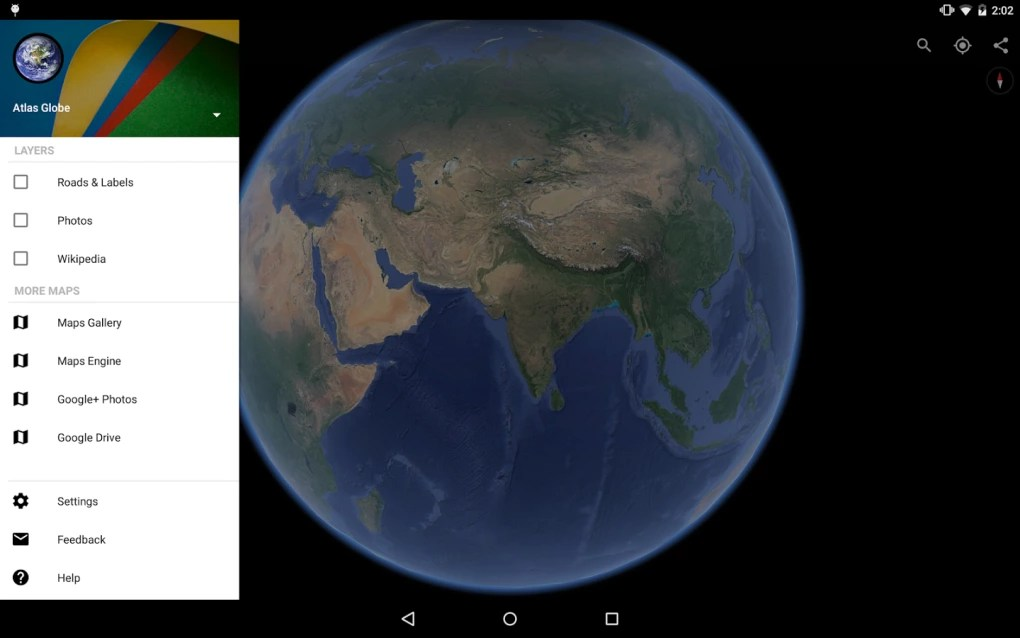Earth 3d Live Wallpaper Mac Google Earth For Android Download