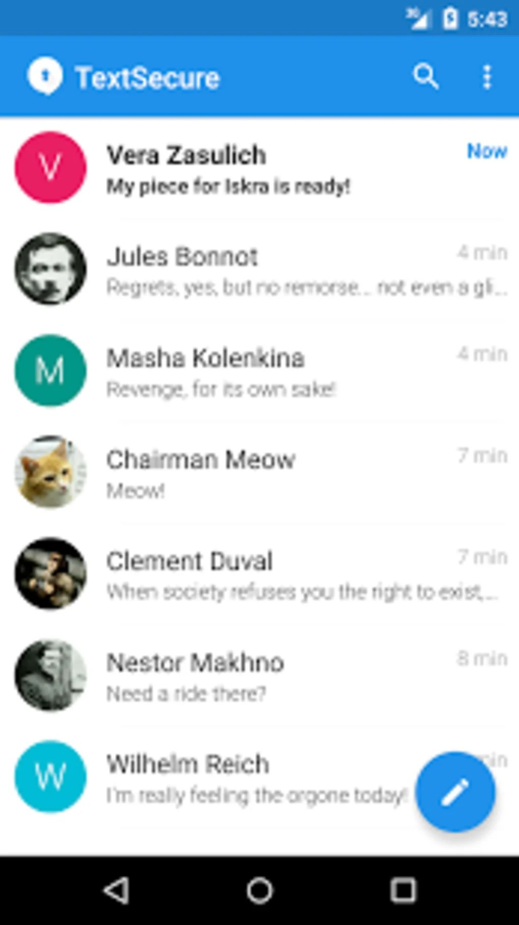 Descargar Messenger Gratis Signal Private Messenger Para Android Descargar