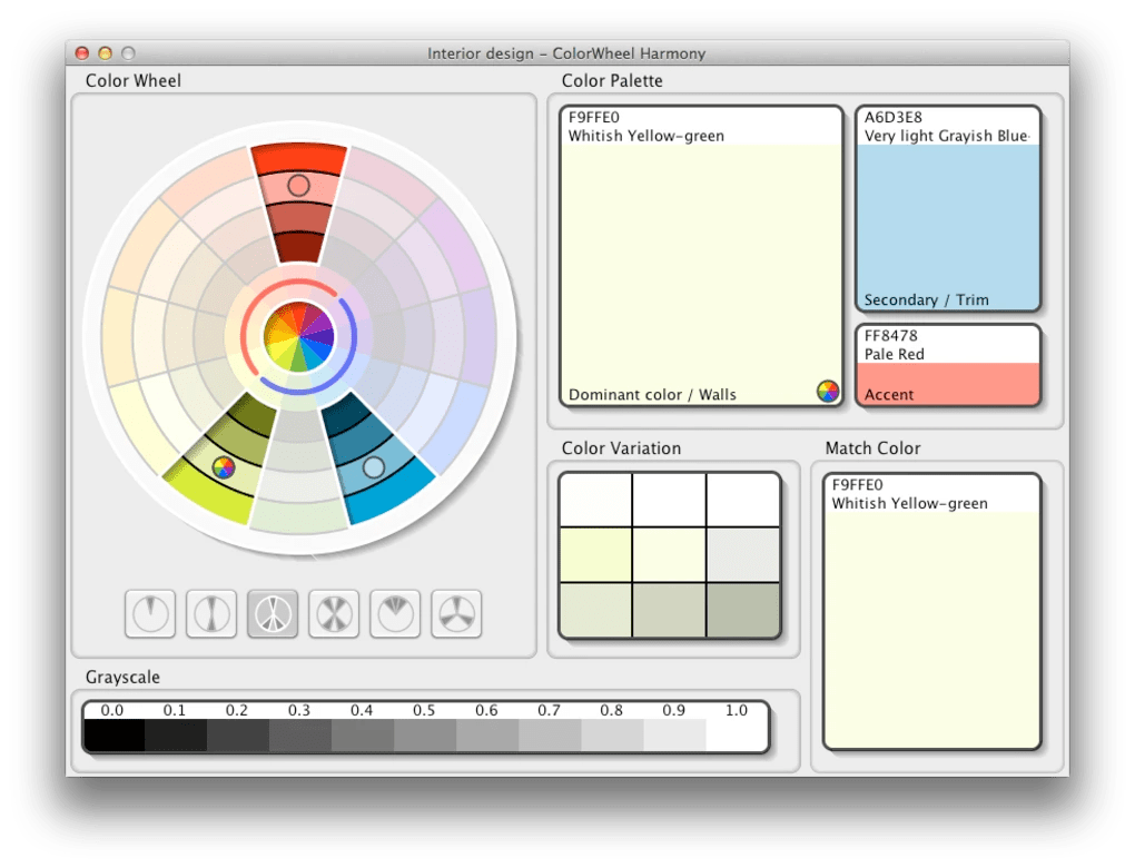 Download Colorwheel Harmony Mac 2 5 Images Of Home Design