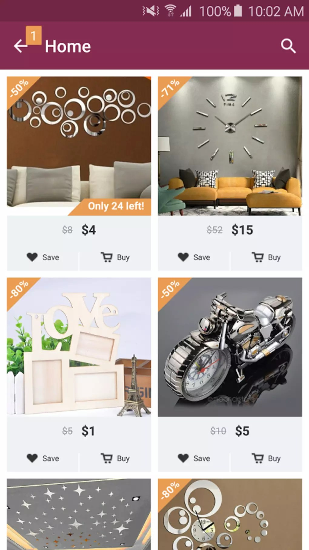 Aliexpress Decoration Maison Home Shopping Décor Et Design Pour Android Télécharger