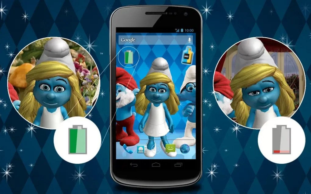 The Smurfs 2 3d Live Wallpaper The Smurfs 2 3d Live Wallpaper Para Android Download