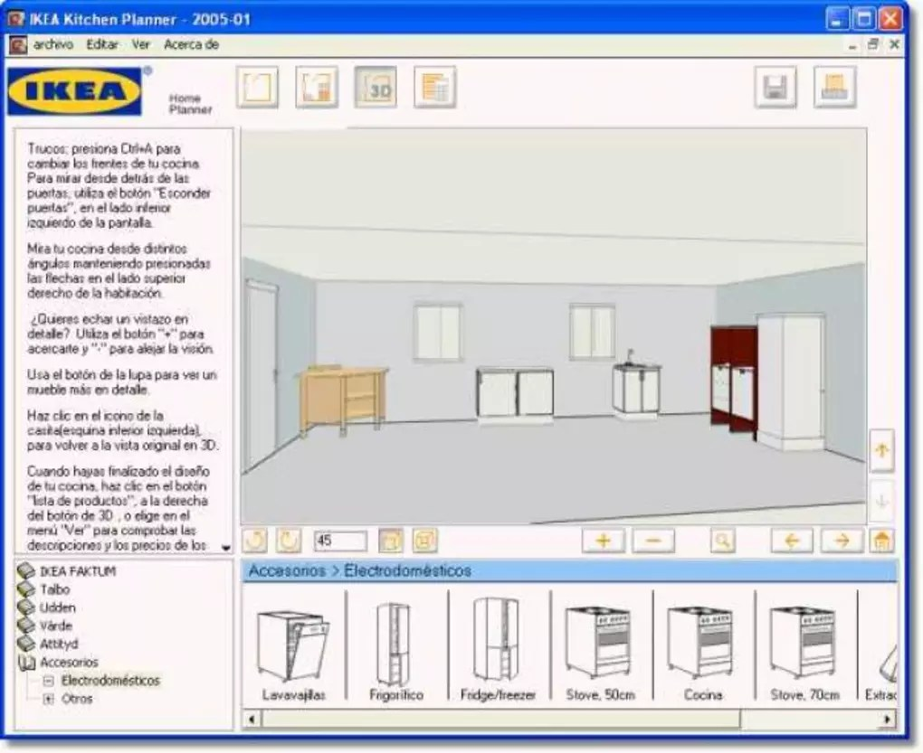 Programa Cocinas Ikea Ikea Home Kitchen Planner Descargar