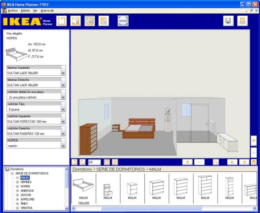 Fotos Dormitorios Ikea Ikea Home Planner Bedroom Descargar