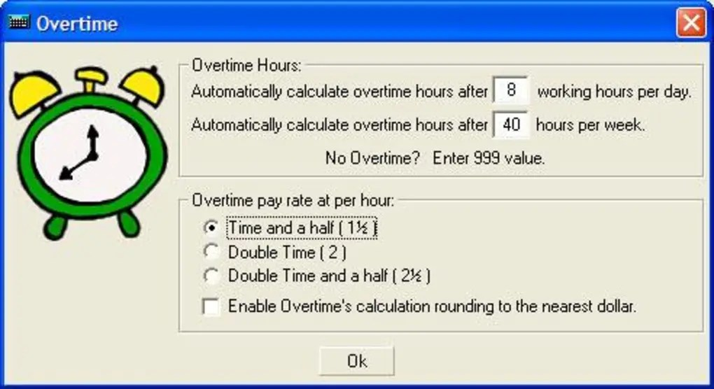 Payroll Calculator - Download