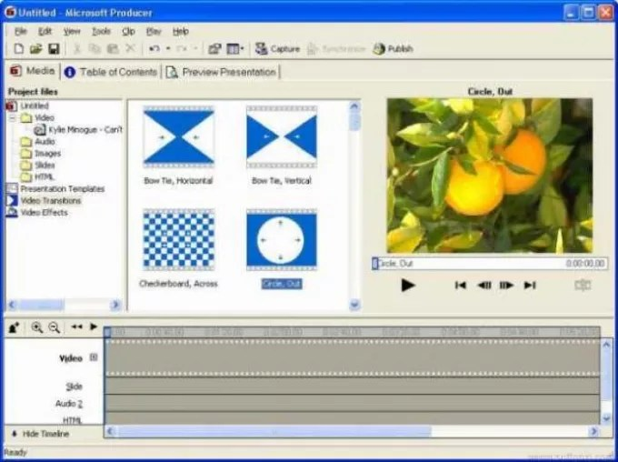 Microsoft Producer for PowerPoint Online