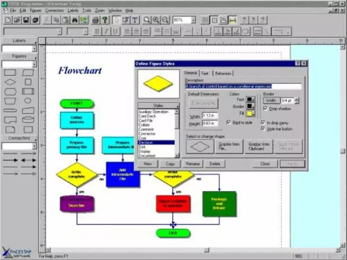 Download Pacestar UML Diagrammer last version - herenfiles