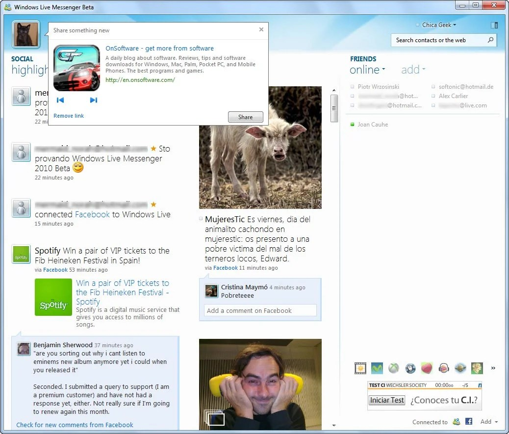 Window Live Messenger Windows Live Messenger Windows Download