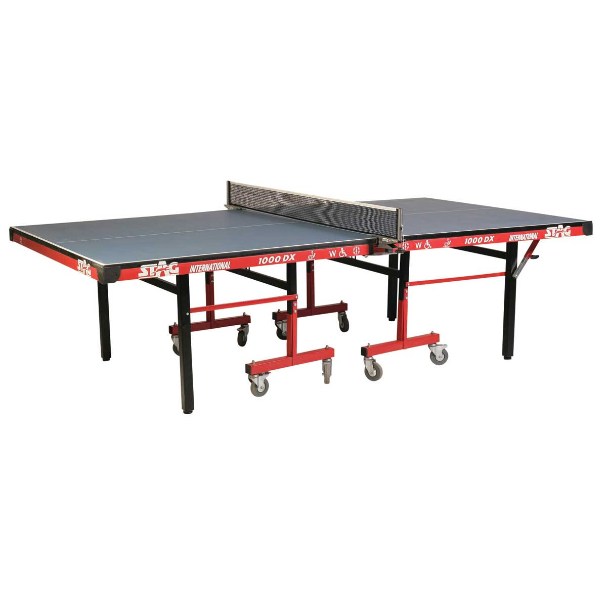 Mesa De Ping Pong Butterfly Stag International Deluxe Ittf Table Tennis Table