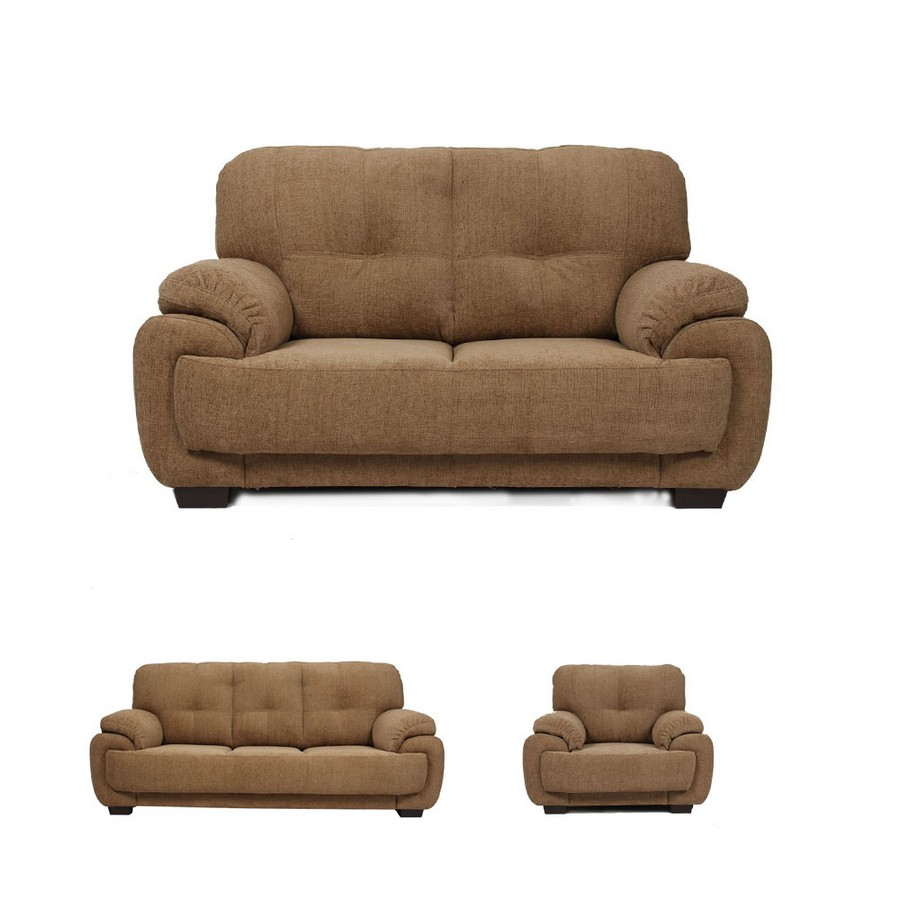 Sofa Brisbane Brisbane Fabric 2 Seater Sofa