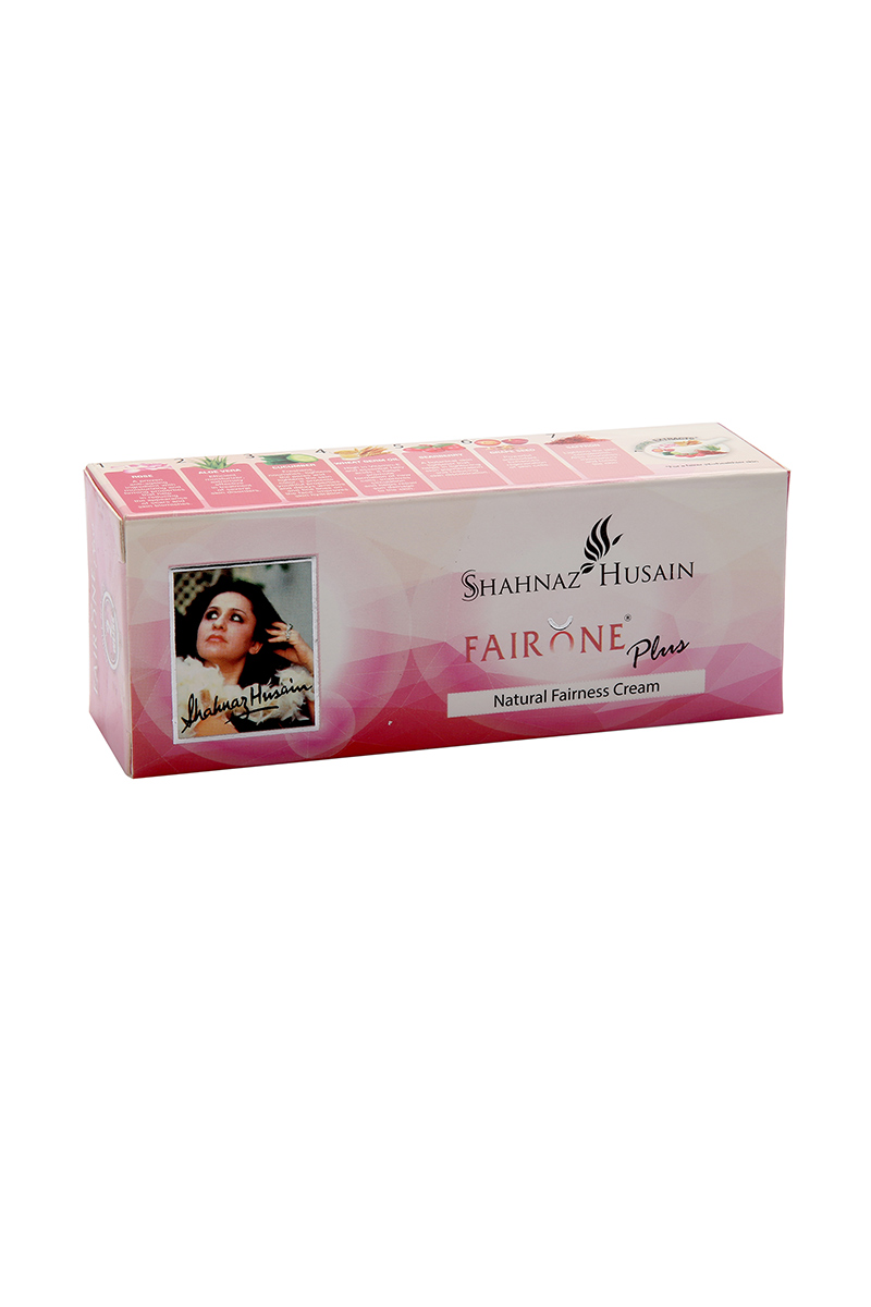 Crea Plus Shahnaz Husain Fair One Plus Natural Fairness Cream 50gm