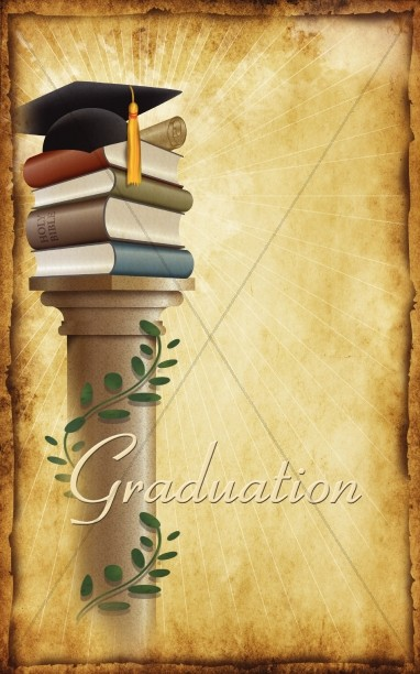 Graduation Program Bulletin Cover Secular Holiday Bulletin Covers - graduation program covers
