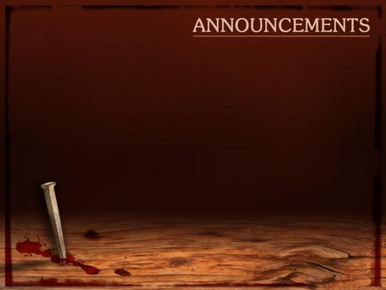 Christian Wallpaper Fall Offering Church Announcements Announcement Backgrounds