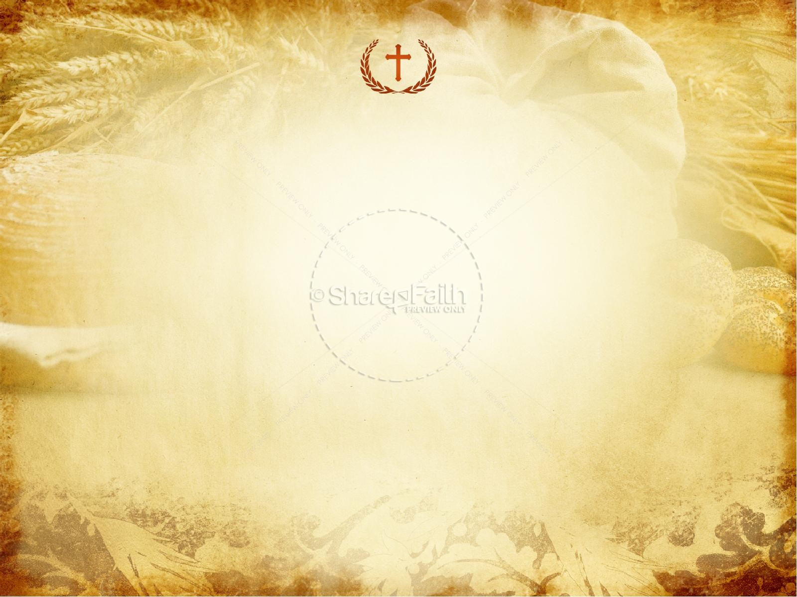 Fall Harvest Wallpaper Christian Lord Of The Harvest Church Powerpoint