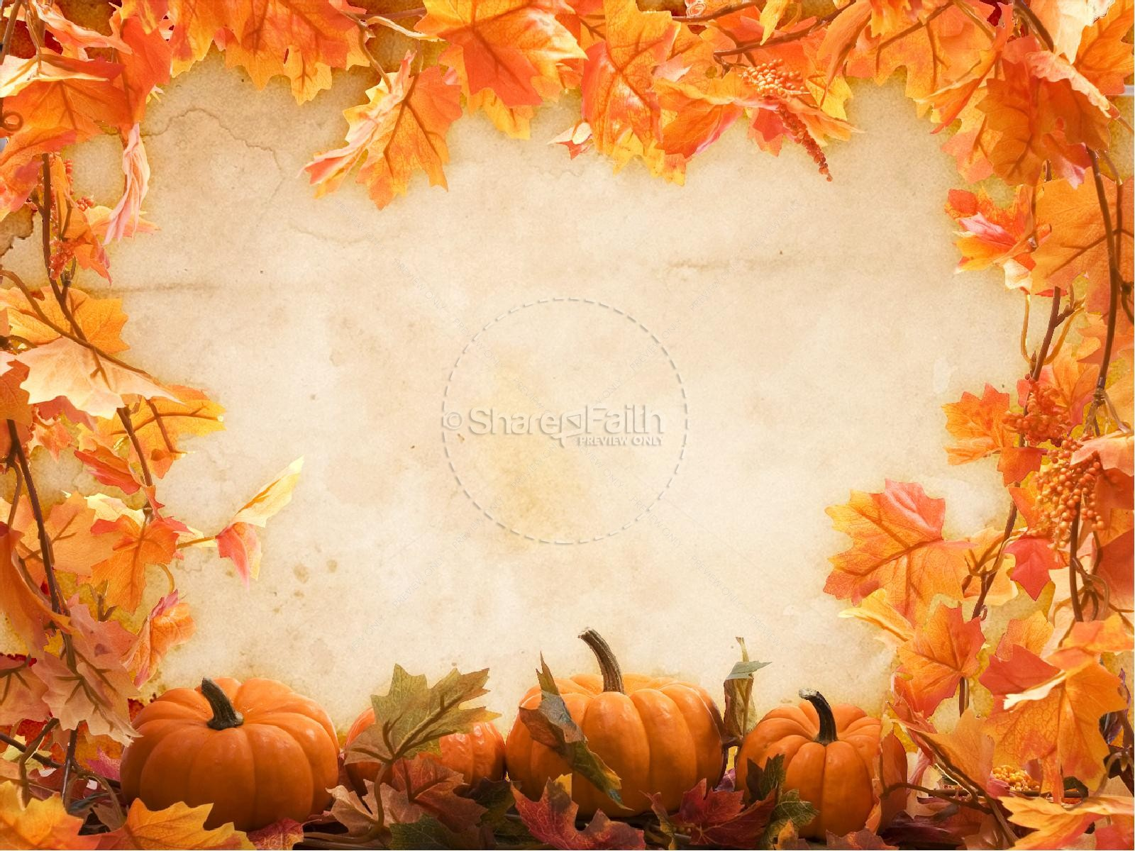 Falling Leaves Live Wallpaper Download Happy Harvest Sermon Powerpoint Fall Thanksgiving