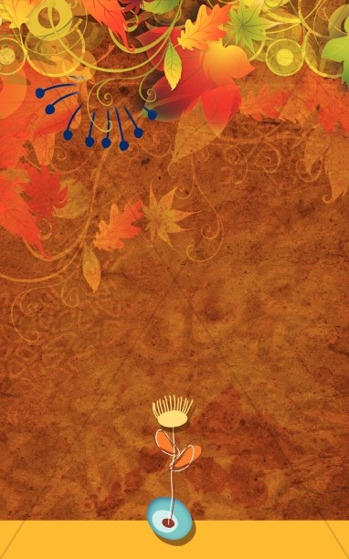 Fall Harvest Wallpaper Christian Contemporary Fall Bulletin Cover