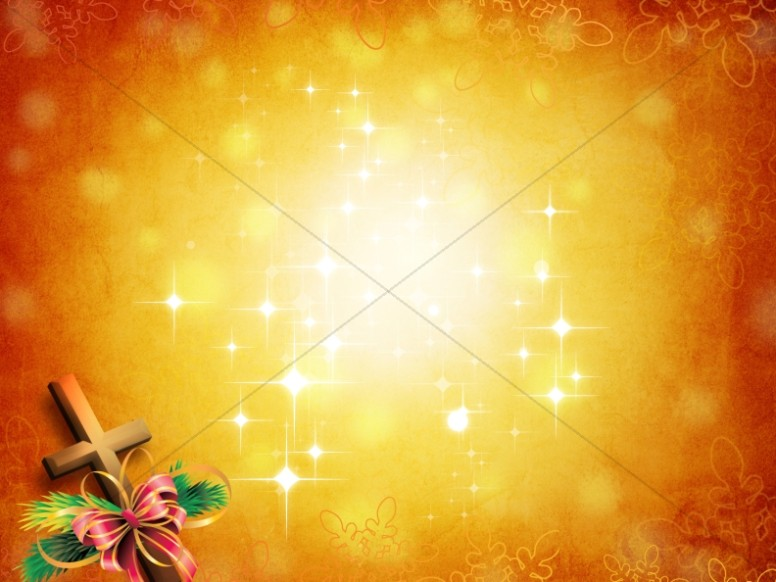 Christ in Christmas PowerPoint Template Christmas PowerPoints - christmas powerpoint template