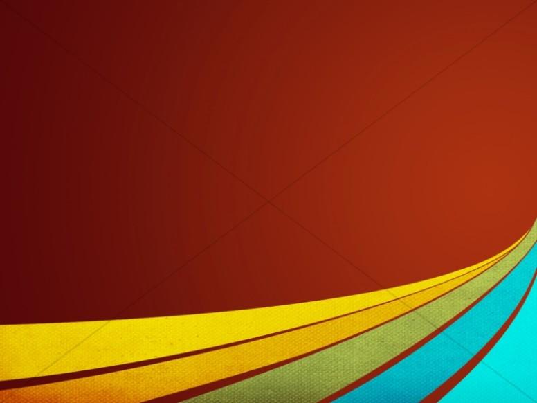 Rainbow Background for Worship Worship Backgrounds - rainbow powerpoint