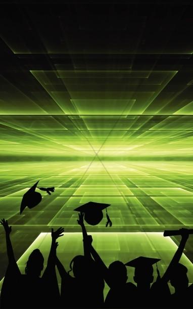 graduation powerpoint background