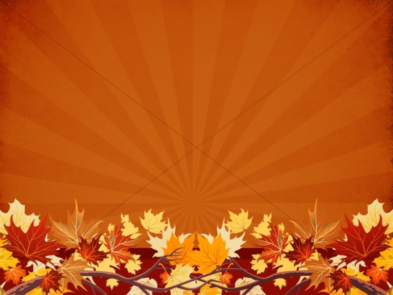 Fall Leaves Clip Art Wallpaper Worship Backgrounds For Church By Sharefaith Page 21