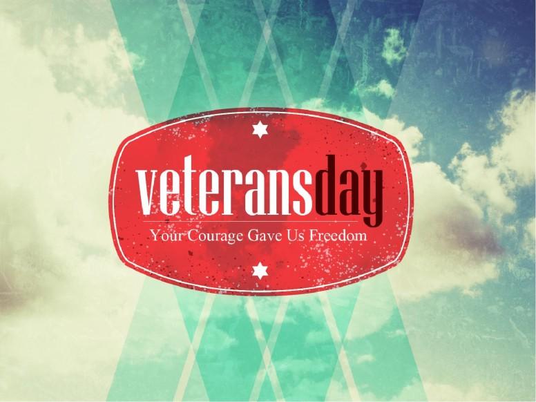 Veterans Day Church Flyer Template Template Flyer Templates