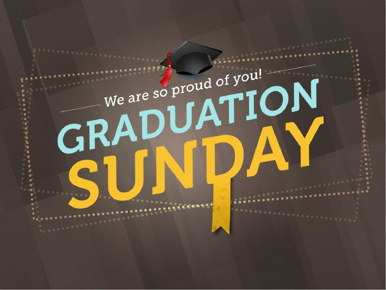 Graduation Day PowerPoint, Graduation Presentation - Sharefaith