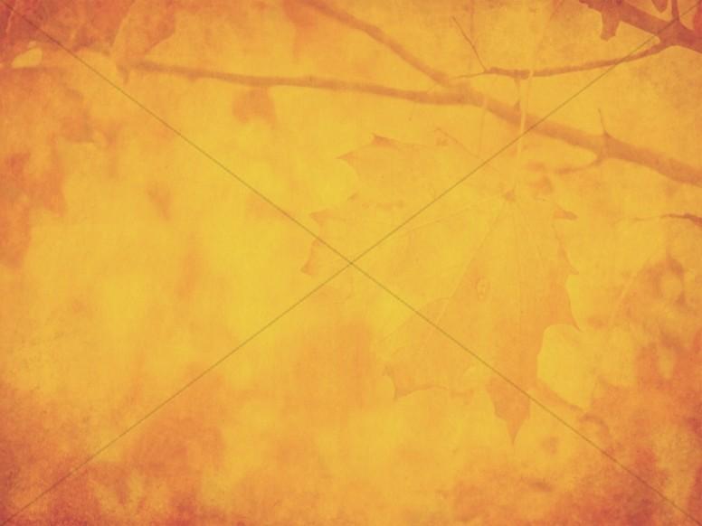 Free Fall Harvest Wallpaper Orange Thanksgiving Fall Worship Background Worship