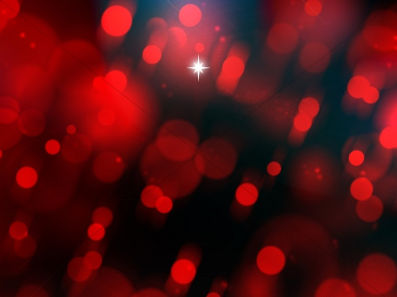 Advent Star Christmas Background Slide Worship Backgrounds - christmas background image