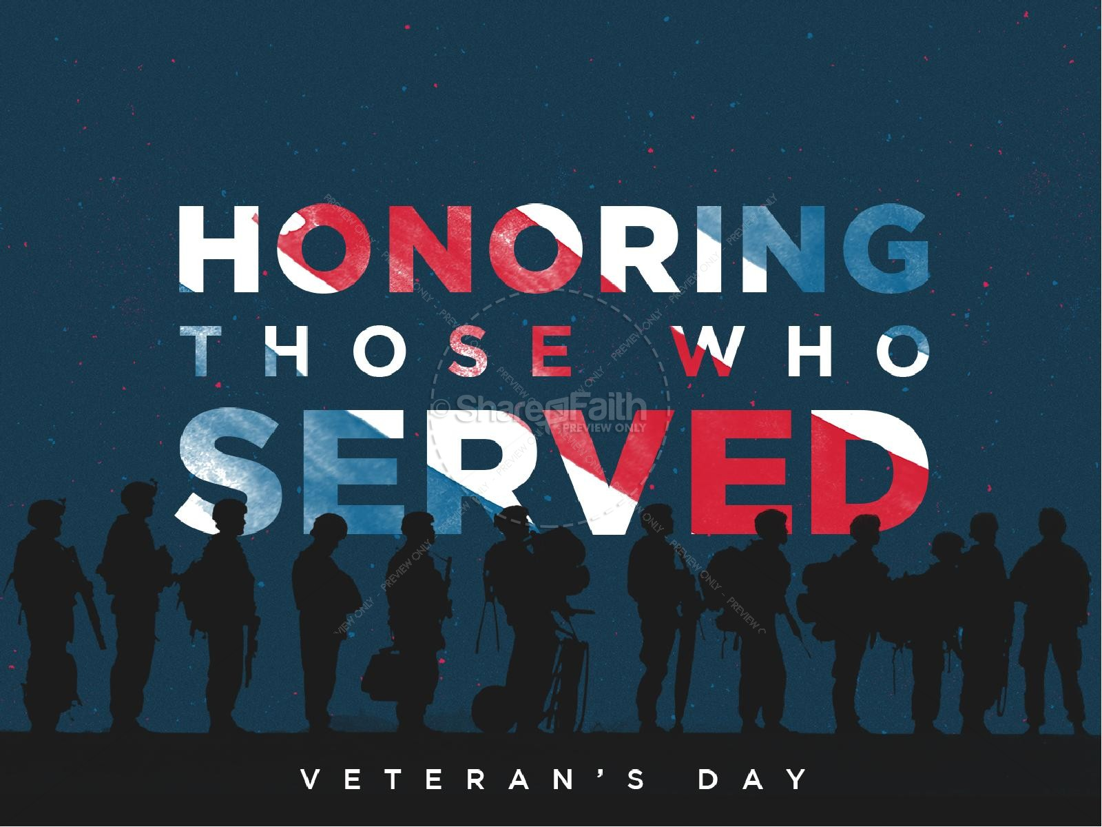 Microsoft Wallpaper Slideshows Fall Veterans Day Honoring Those Who Served Church Powerpoint