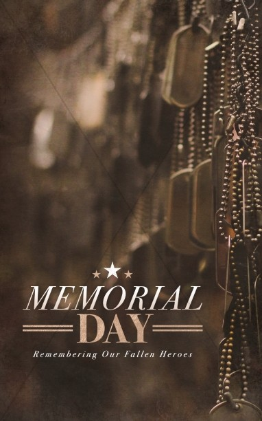 Memorial Day Graphics For Churches - Memorial Day Soldiers PowerPoint