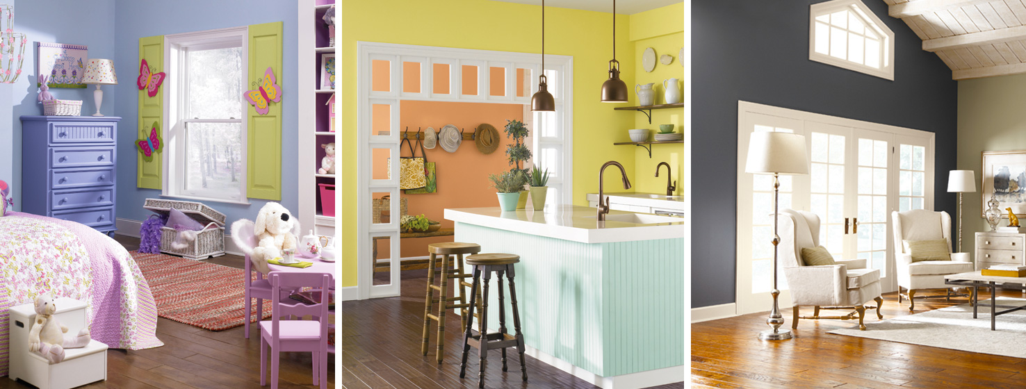 Paint Colors That Flow From Room To Room Find Explore Paint Colors Paints Stains Sherwin Williams