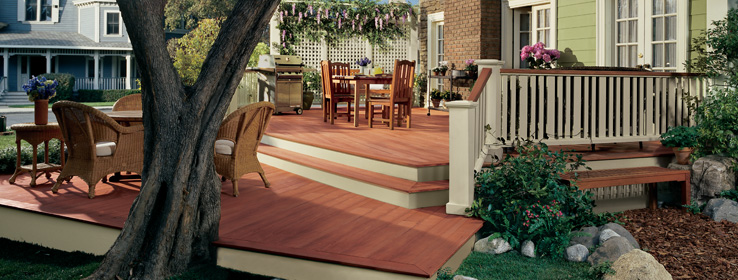 Wood Stain Colors Sherwin Williams