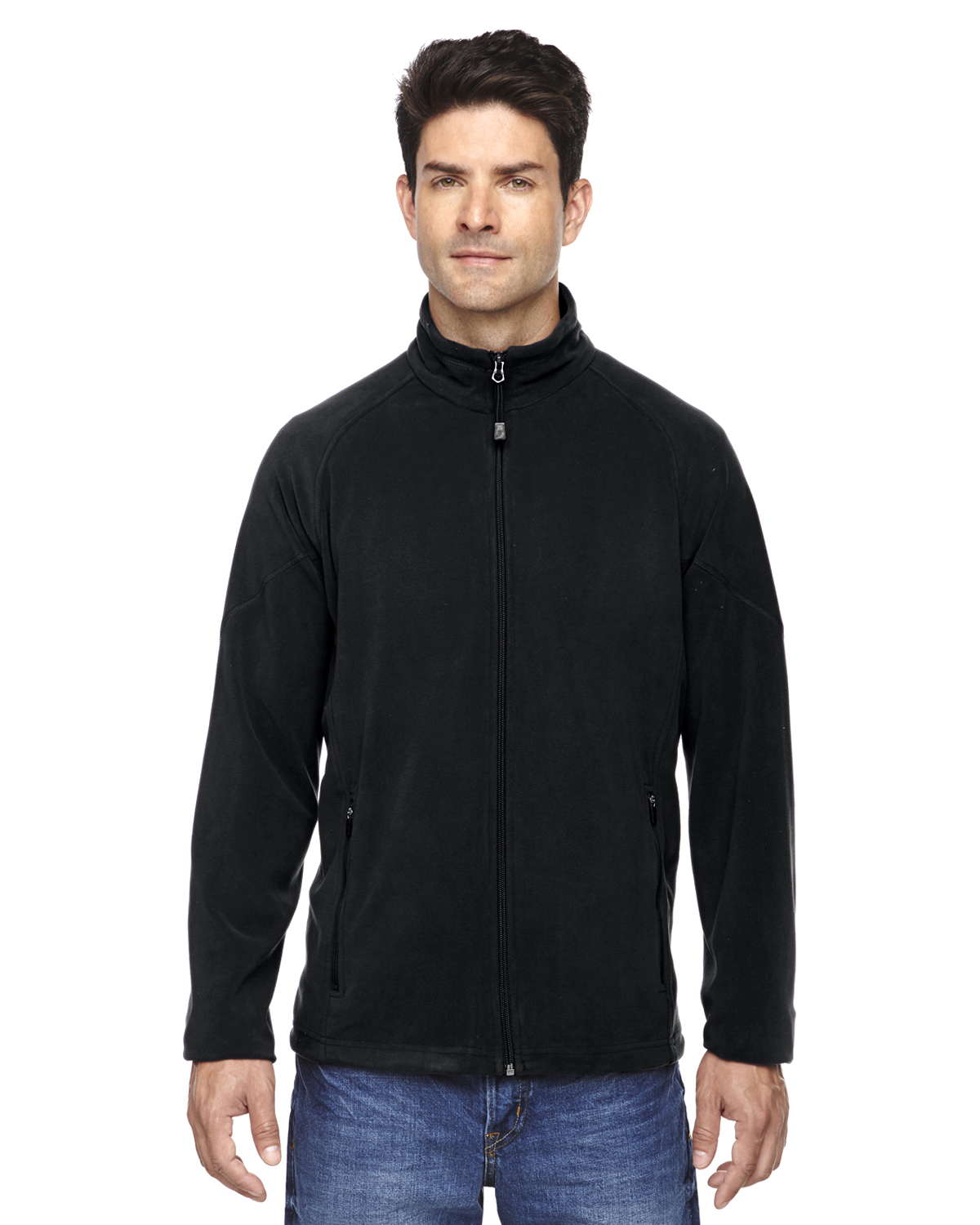 Hema Fleece North End 88095 Men's Microfleece Unlined Jacket - Shirtmax