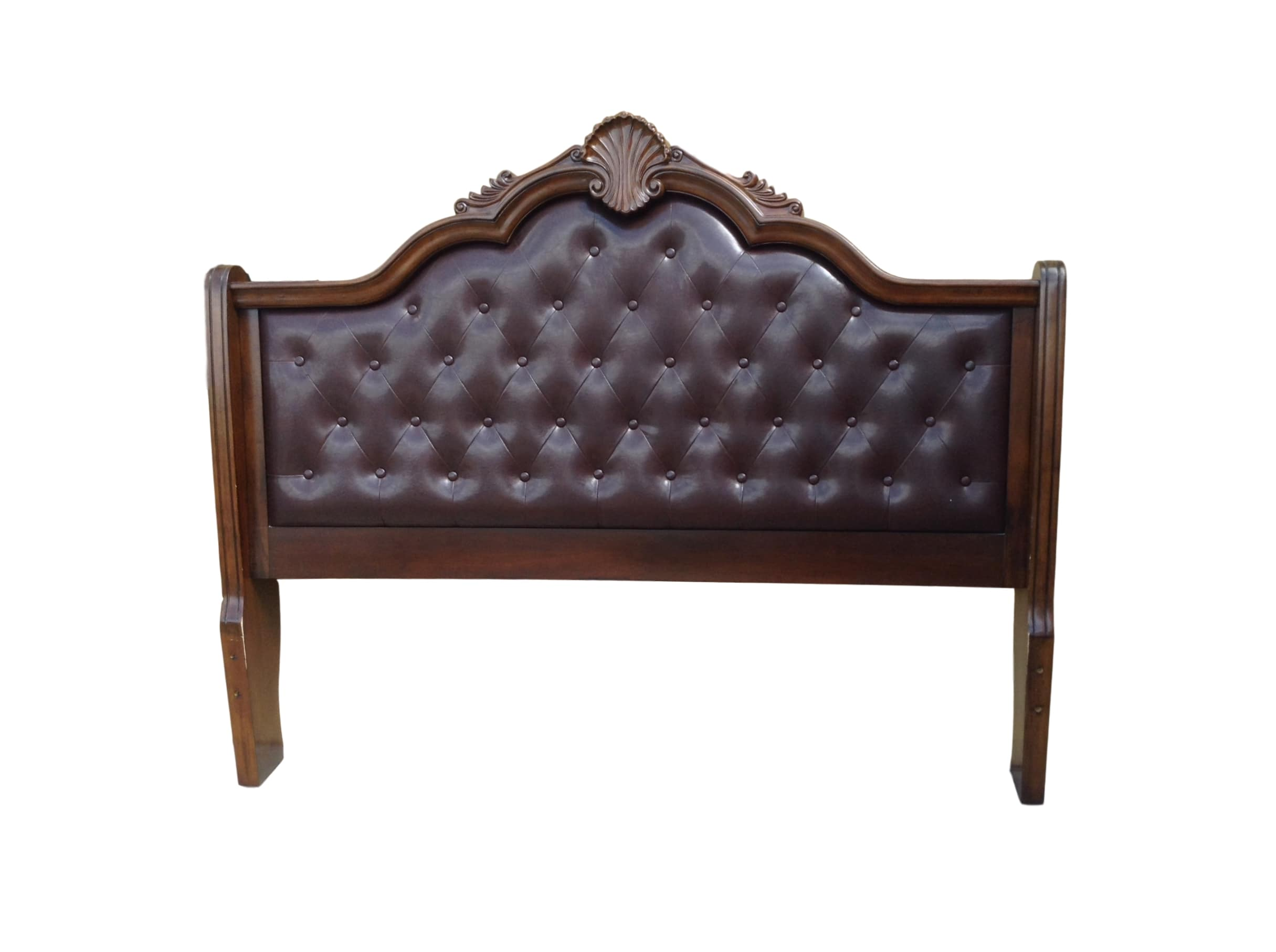 Leather Bed Frame King Sized Leather Bed Frame Complete