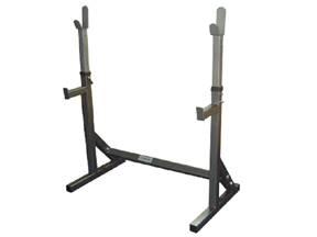New Apollo Athletics 1 Piece Adjustable Squat Rack 35 65