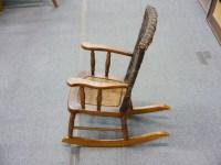 Antique Wicker Rocking Chairs | Antique Furniture