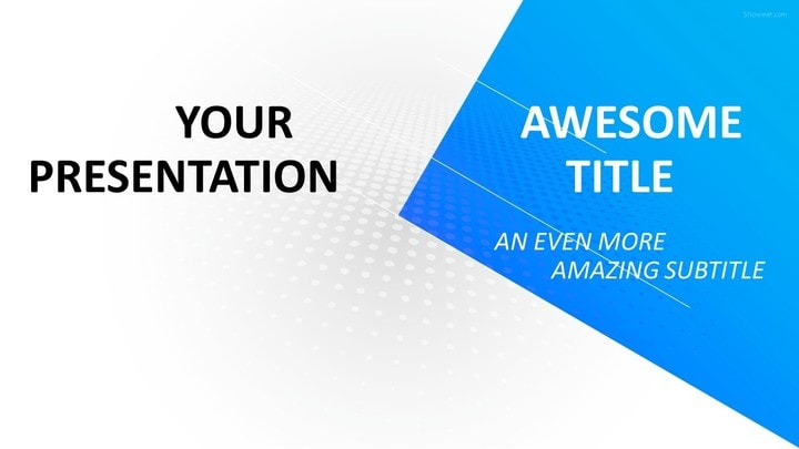 30 Sports - Mega PowerPoint Template