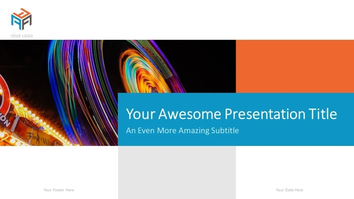 Corporate - Business PowerPoint Template