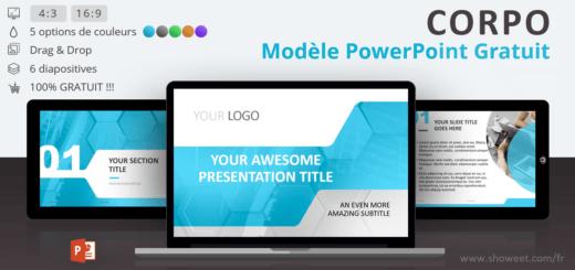 modele cv gratuit powerpoint